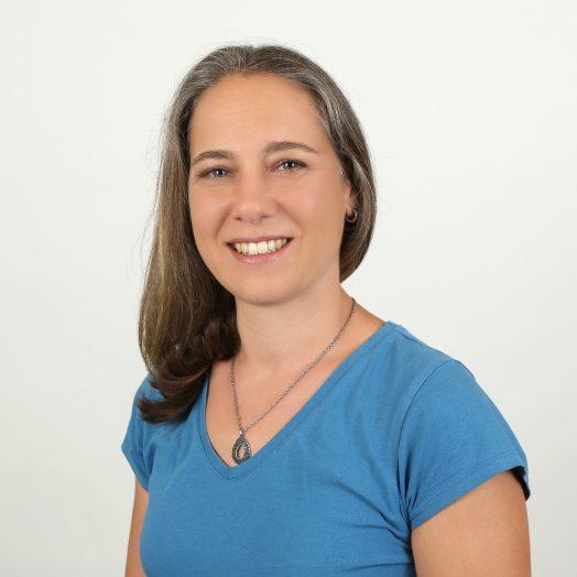 Julia Friedrich, Mitarbeiterin BFSUG