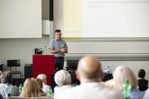 Präsentation an der Fachtagung 2018