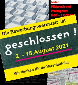 Bewerbungswerkstatt Zürich